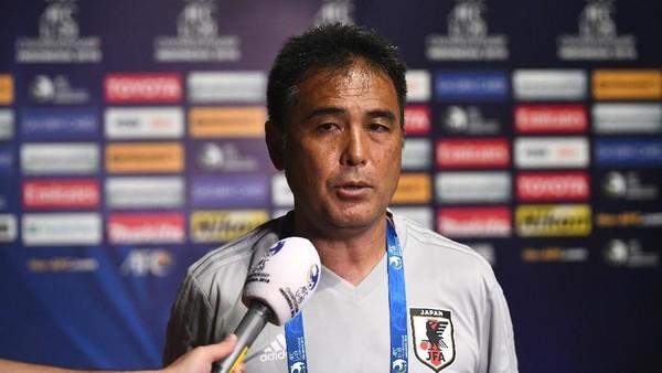 Jepang Rileks dengan Suporter Indonesia yang Berisik di GBK