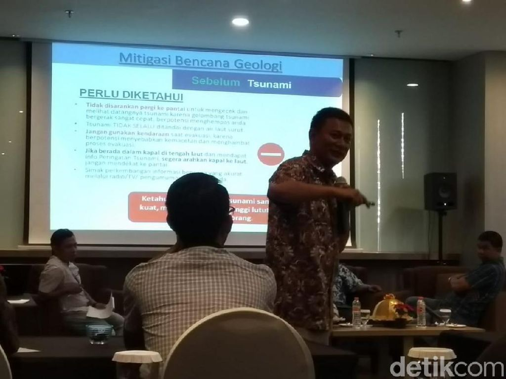Dosen Unhas: Tak Dilewati Patahan, Makassar Relatif Aman dari Gempa
