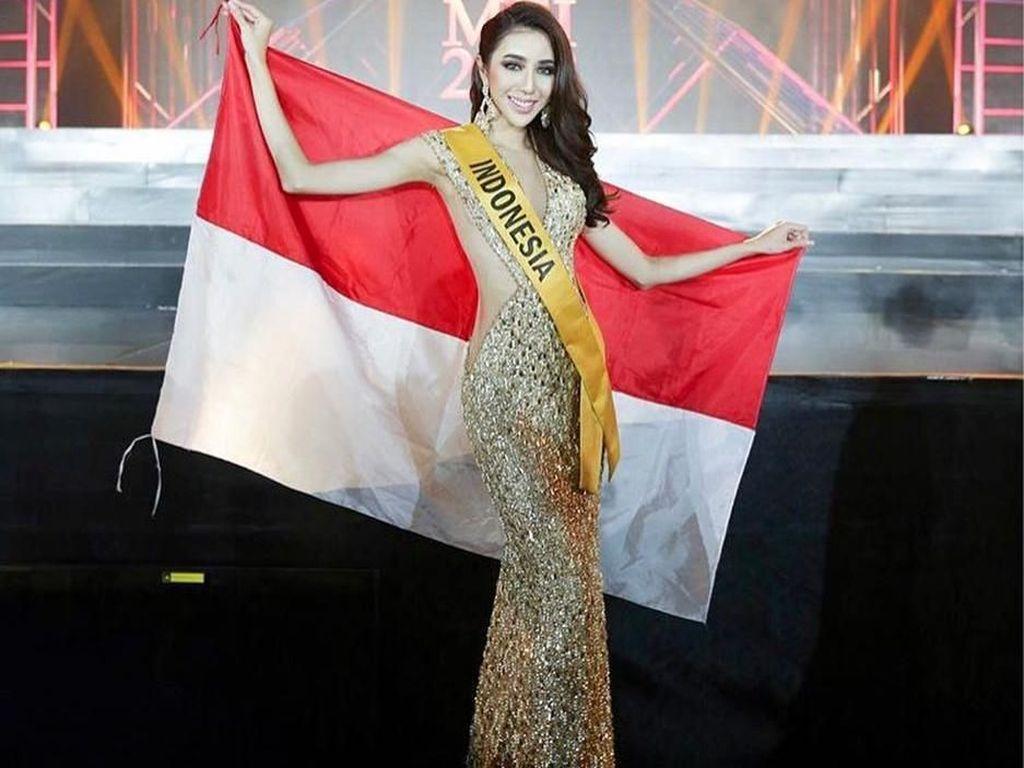 Curhat Nadia, Miss Grand Indonesia 2018 yang Belum Dapat Hadiah Kemenangan
