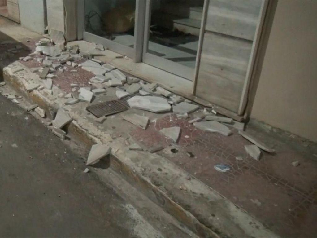 Video: Gempa 6,8 SR Guncang Yunani, Peringatan Tsunami Dikeluarkan