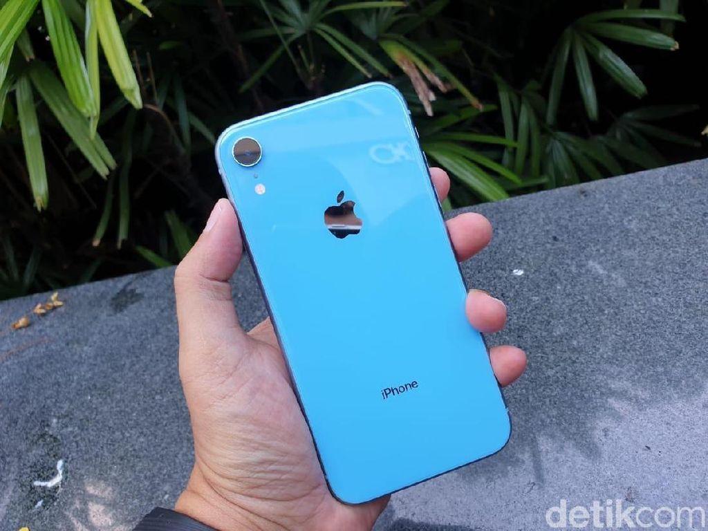 Unboxing iPhone XR Warna Biru yang Menggoda