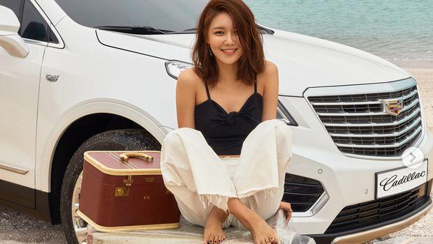 Sooyoung (dok. instagram @sooyoungchoi)