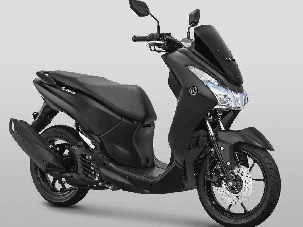 Warna Baru Yamaha Lexi, Harga Sekarang Rp 20 Jutaan