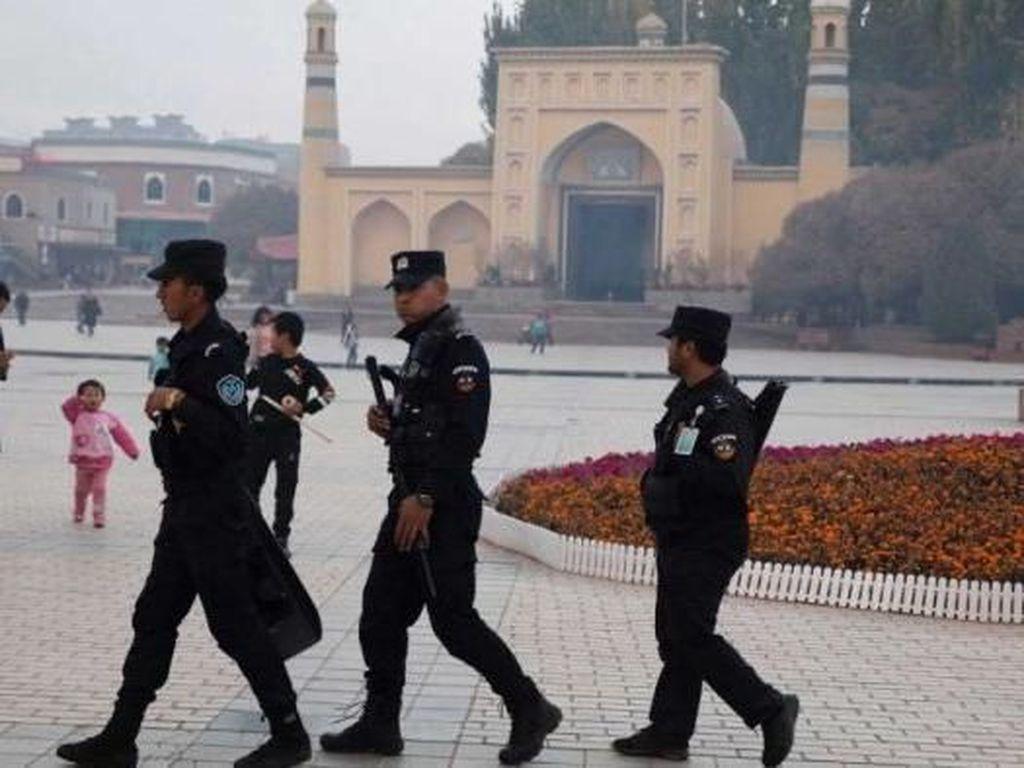 Tiga Warga Australia Ditahan di Kamp Penataran Provinsi Muslim China