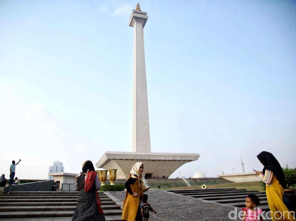 Sejarah Tugu Monas Jakarta, Tinggi hingga Keunikannya bagi Wisatawan