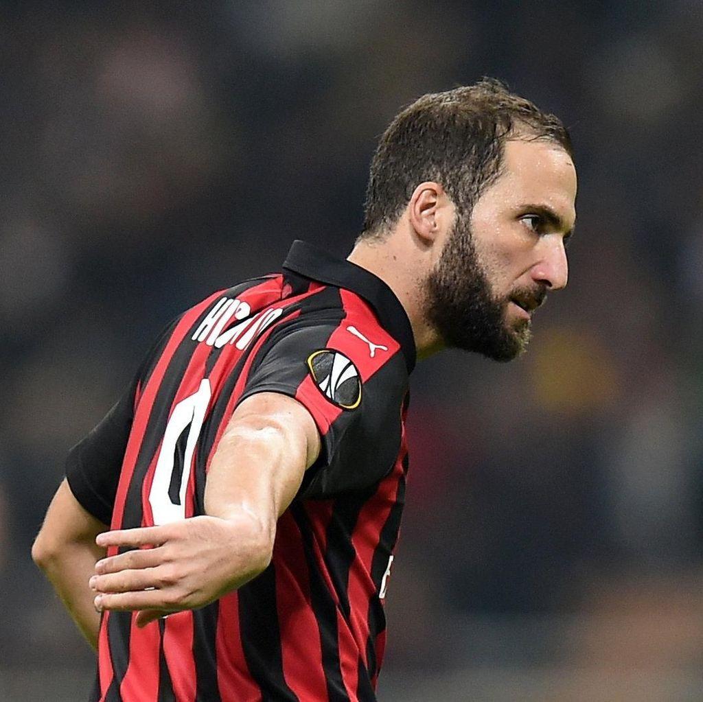 Higuain Sudah Sangat Penting untuk Milan