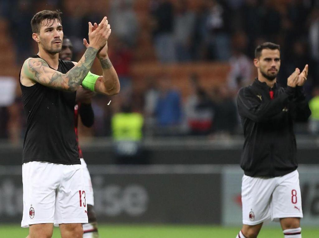 Milan Bermain Sangat Buruk
