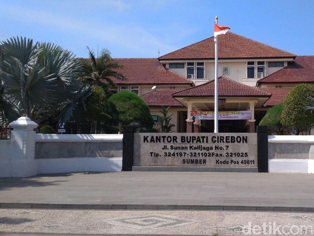 Bupati Cirebon Ditahan KPK, Pelayanan Pemkab Tetap Normal