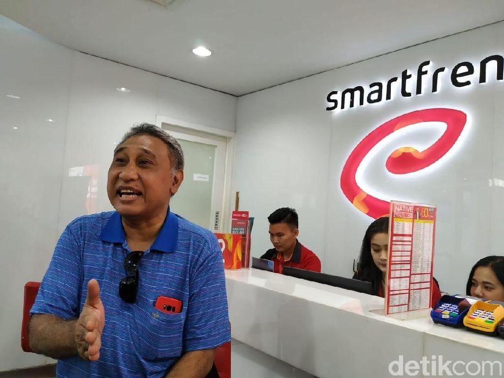 Smartfren Komersialkan 4G+, Apa Bedanya Dari 4G?