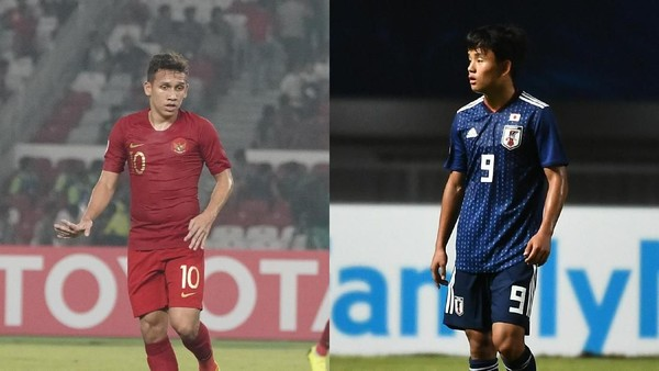 Egy Messi Indonesia Vs Kubo Messi Jepang, Siapa Lebih Hebat?