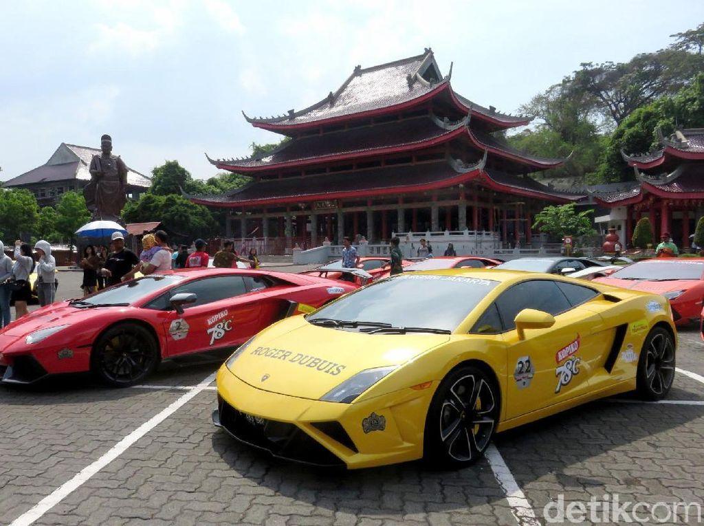 Di Italia, Lamborghini Bukan Mobil Mahal