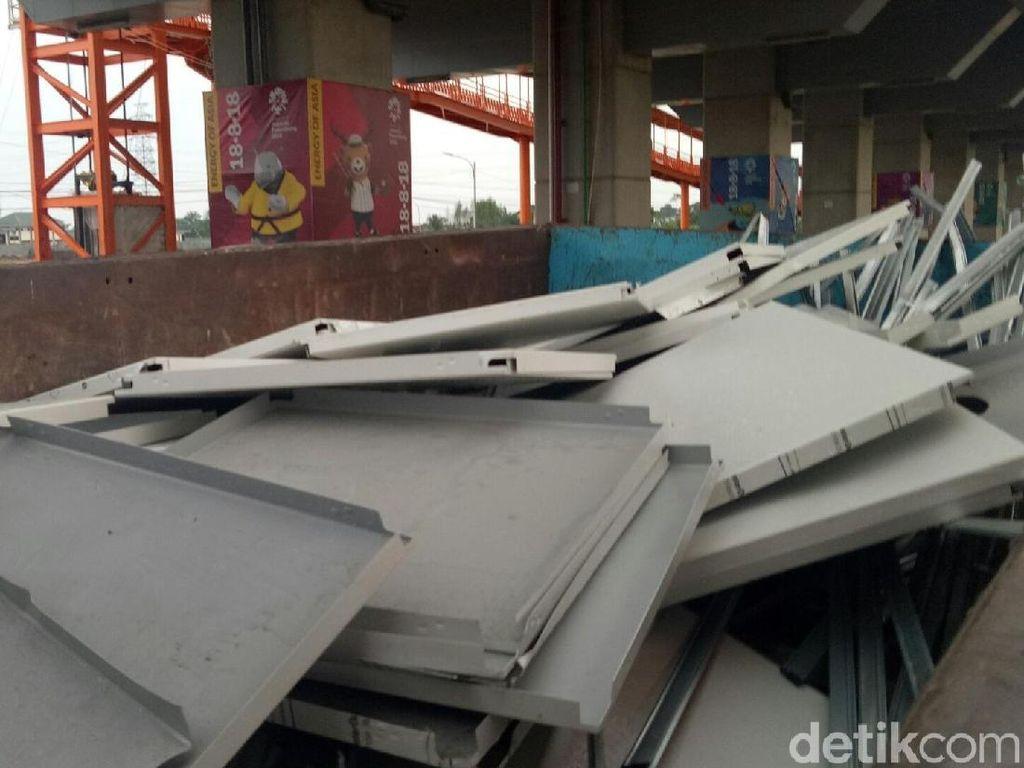 Deretan Infrastruktur Ambruk di 4 Tahun Jokowi-JK