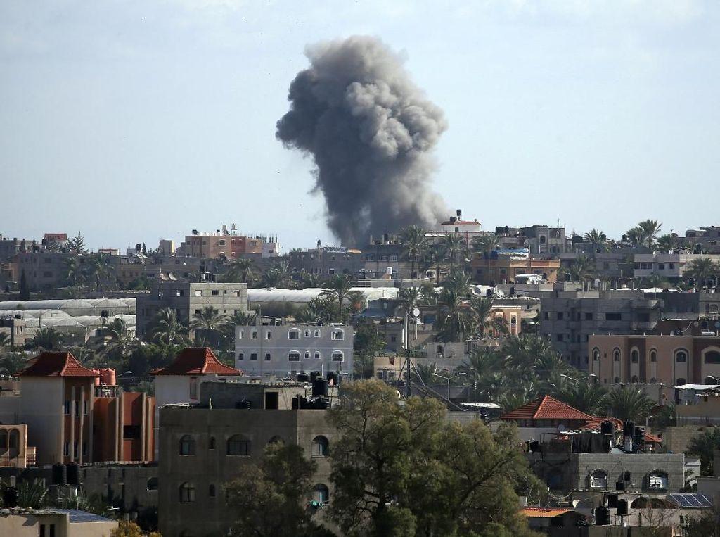 Komisi I Desak Kemlu Ajukan Resolusi ke PBB Setop Agresi Israel di Gaza