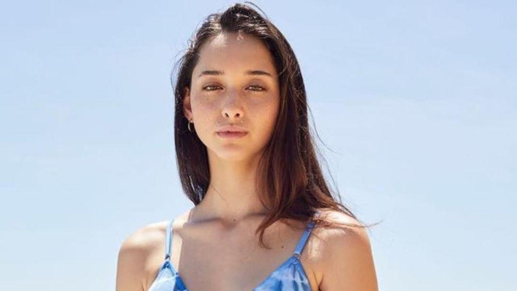 Dana Slosar, Pemenang Asia Next Top Model 6 yang Cinta Pantai
