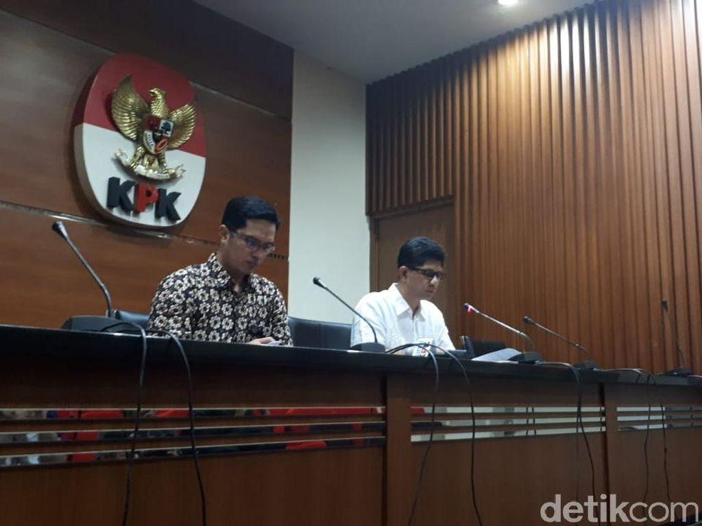 KPK Tetapkan 7 Tersangka Suap Terkait Limbah Sawit Kalteng