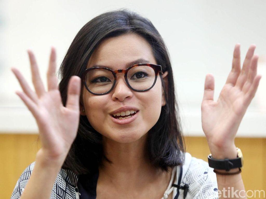 Tonton Eksklusif Gustika Hatta, Kemarahan Milenial Atas Politik