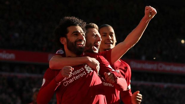 Liverpool memulai musim ini dengan impresif.