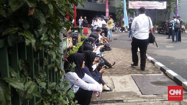 Tes SKD CPNS di Bali, Peserta Diminta Lepas Semua Jima