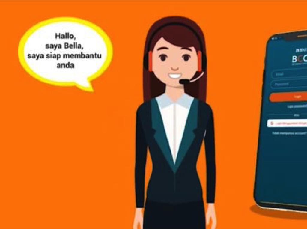 BNI Pelopori Layanan Call Center Berbasis AI Dilengkapi Voice Command