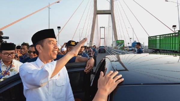 Jokowi: Semoga Timnas U-19 Menang Lawan Jepang