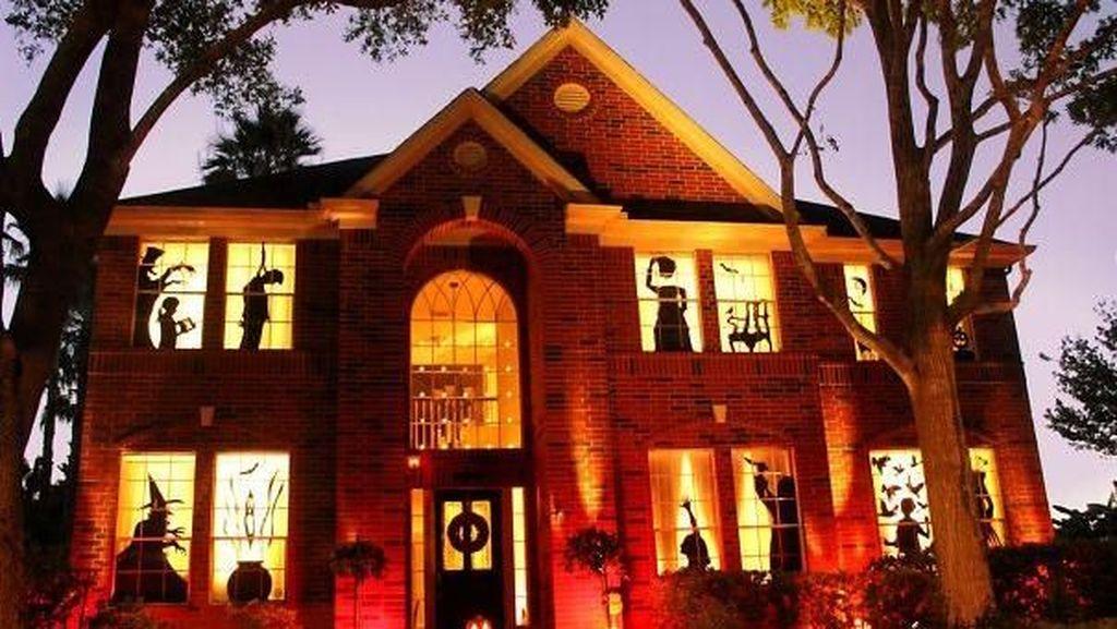Beragam Dekorasi Unik Jelang Perayaan Halloween
