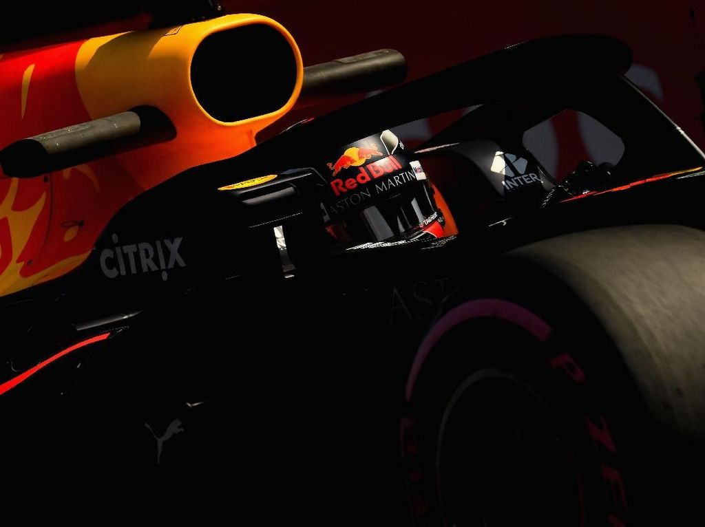 Free Practice II GP Meksiko: Verstappen Tercepat, Red Bull Dominan