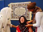 Muslimah di Kota Ini Ajak Perempuan Nonmuslim Jajal Kenakan Hijab