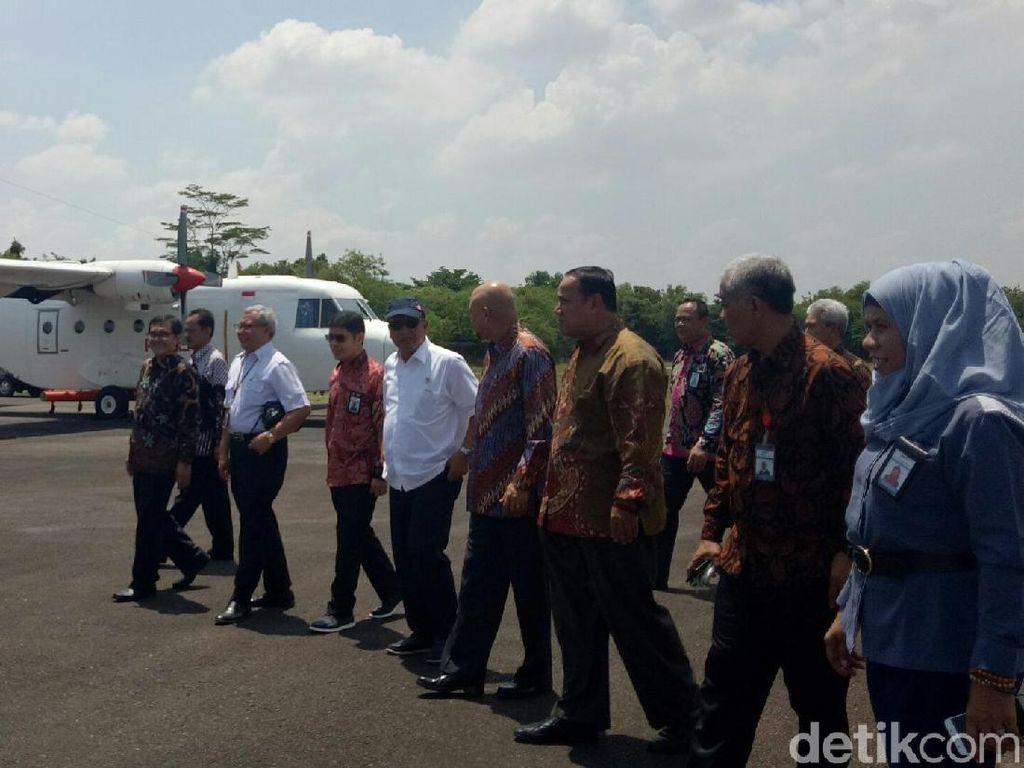 Indonesia Cuma Punya 2 Pesawat Pembuat Hujan