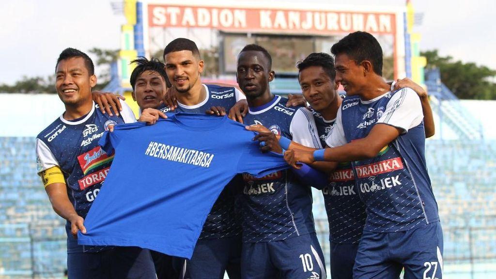 IB Pengatur Skor Diduga Petinggi Arema FC, Ini Respons Manajemen