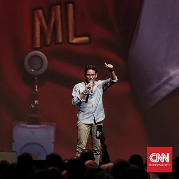 Sambangi Rumah Prabowo, Gus Sholah Tak Bahas Dukungan NU