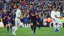 Video Gelontoran Gol Barcelona yang Melumat Madrid