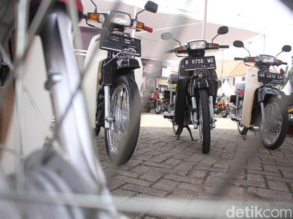 Nostalgia Honda Astrea yang Melegenda