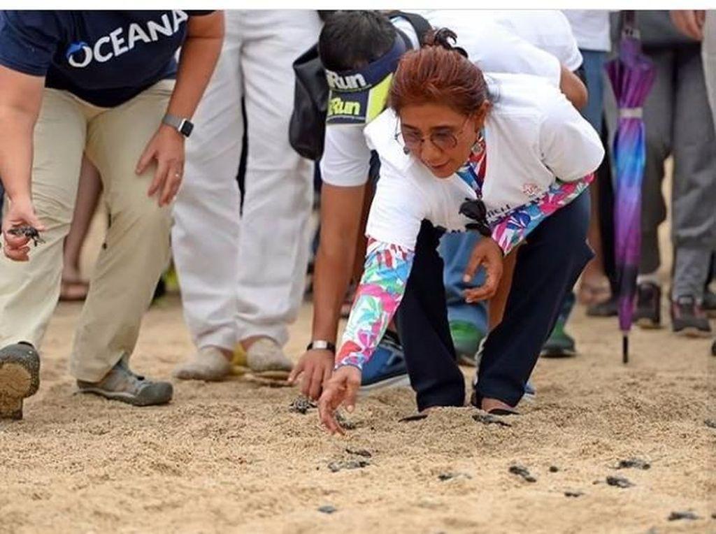 Menteri Susi Jelaskan Filosofi Hari Perikanan Nasional