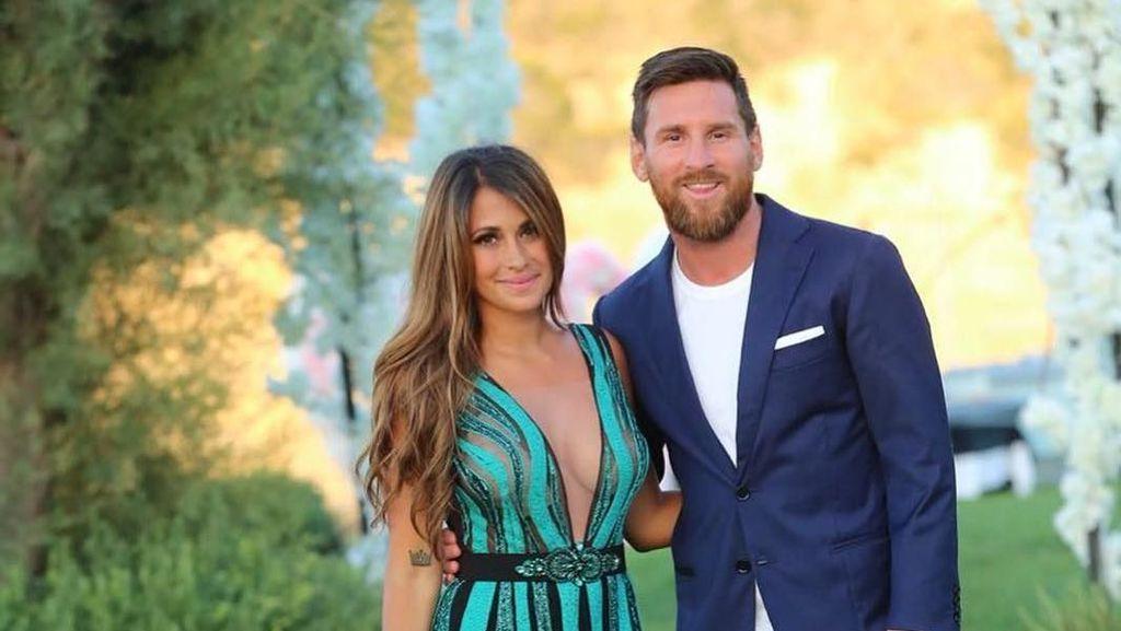 Model Cantik Argentina Ini Jadi Cinta Monyet Abadi Lionel Messi