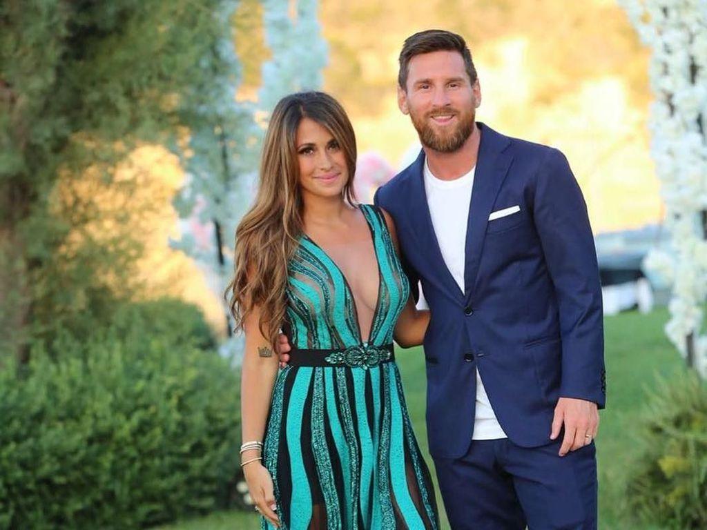 Messi, Ikon Kesetiaan dan Kisah Cintanya dengan 3 Wanita