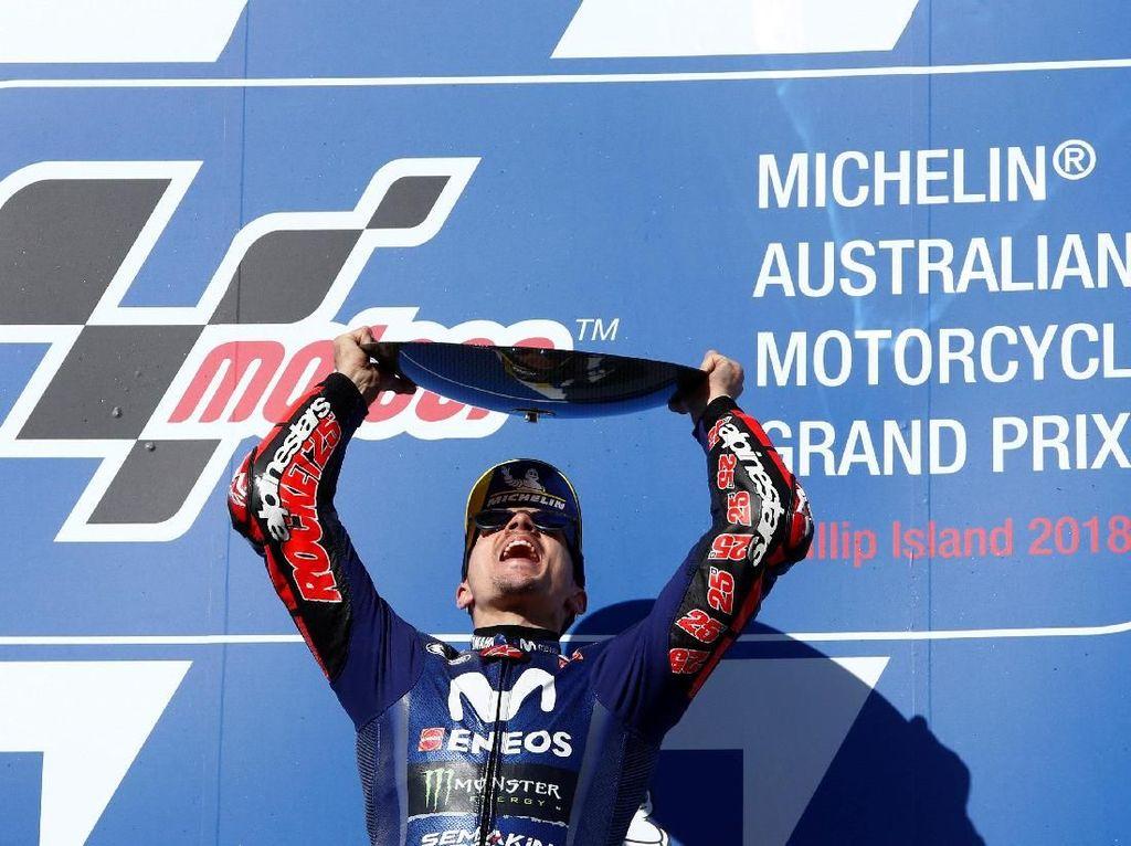 5 Momen Terbaik di MotoGP Australia