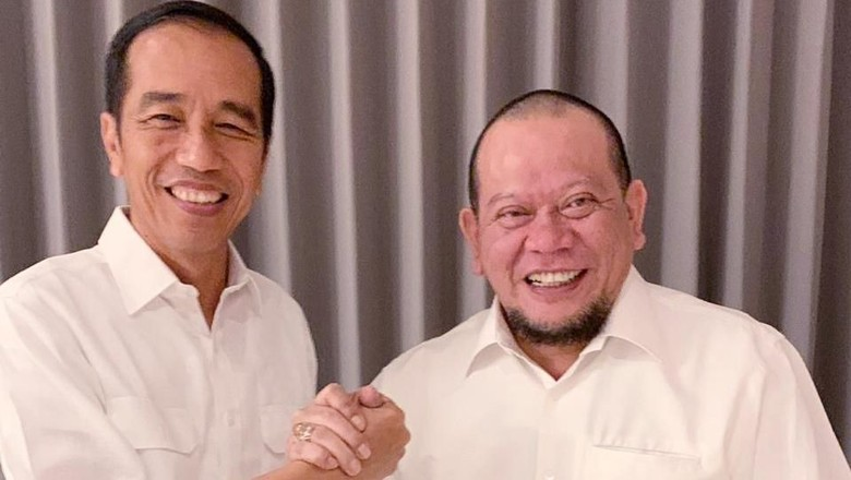 La Nyalla Ngaku Embuskan Isu Jokowi China-PKI dan Sebar Obor Rakyat