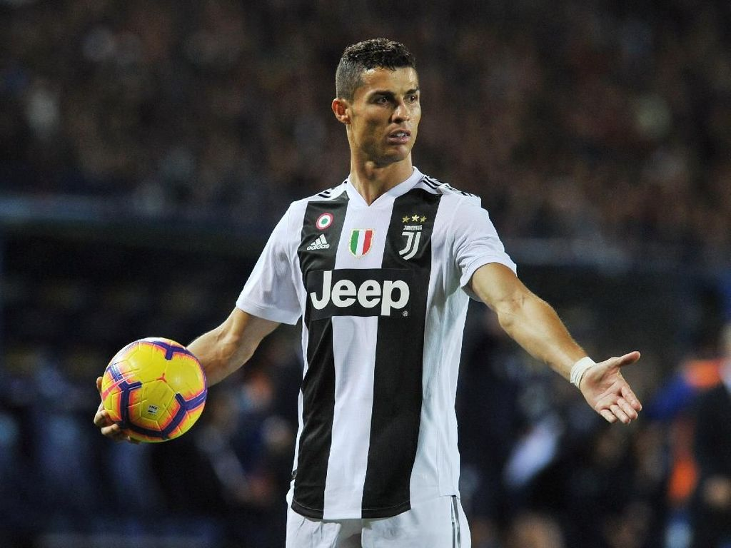 Zanetti Bicara Soal Dampak Kedatangan Ronaldo untuk Liga Italia