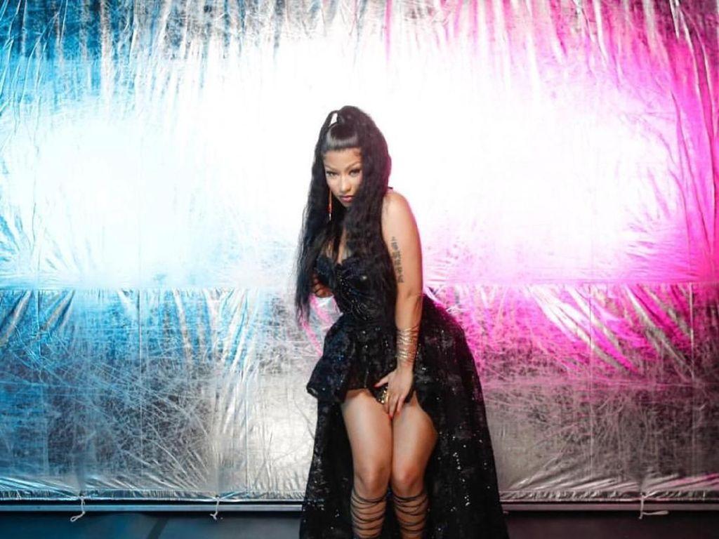 Nicki Minaj Batal Tampil di Arab Saudi