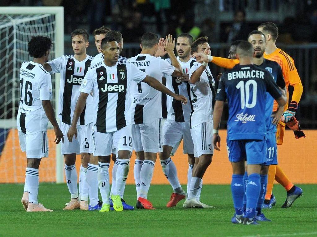 Perburuan Scudetto Kian Menarik Andai Juventus Tergelincir