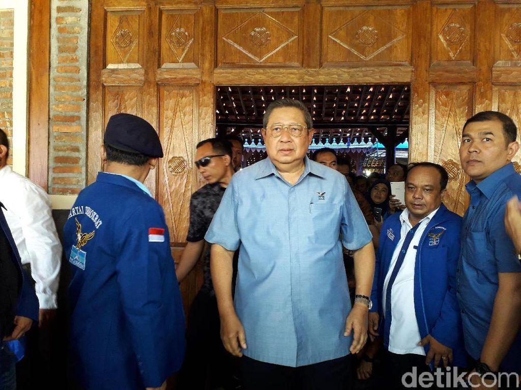 SBY Puji Langkah Prabowo Gugat Hasil Pilpres 2019 ke MK