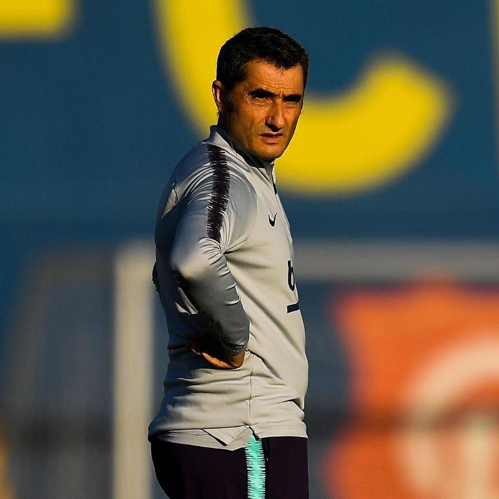 Barcelona Jadikan Villarreal Alat ke Puncak Lagi