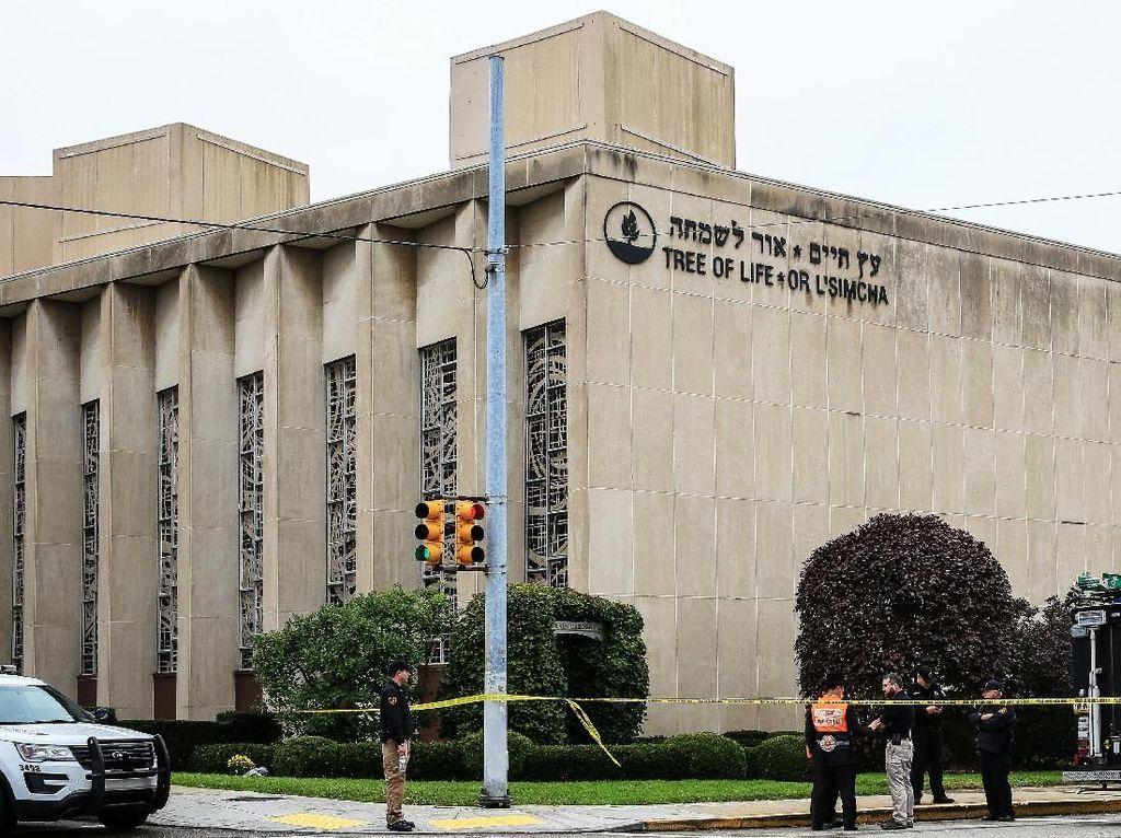 Warga Muslim AS Kumpulkan Rp 1,2 M untuk Korban Penembakan Sinagoge