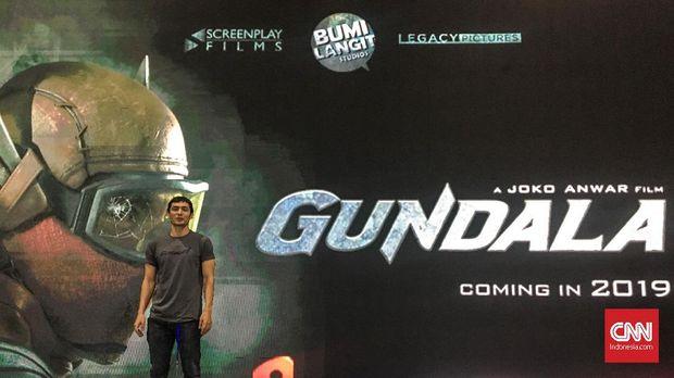 Joko Anwar: Film Gundala Pakai 1.800 Pemain Figuran