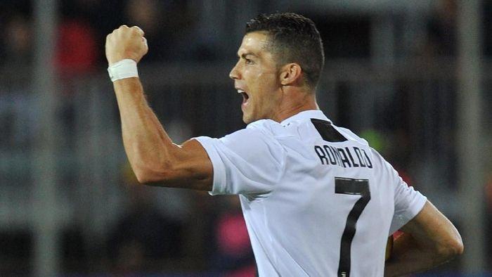 Cristiano Ronaldo manusia dengan pengikut terbanyak di Instagram. (Foto: Jennifer Lorenzini/Reuters)