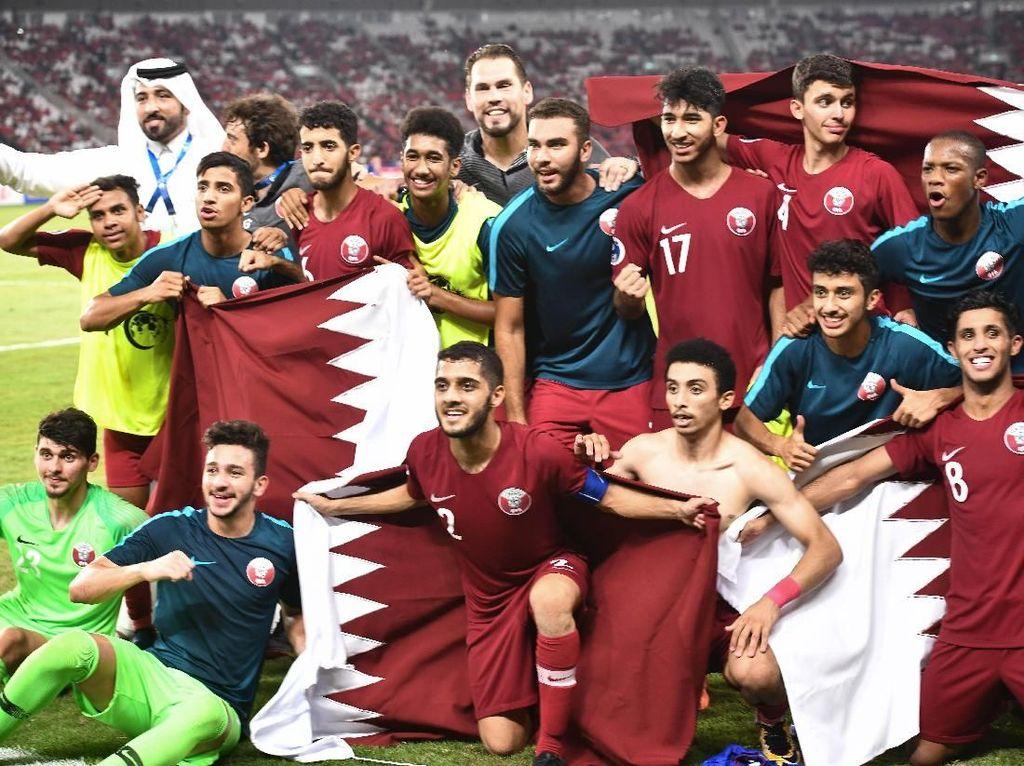 Pelatih Qatar Bangga Timnya Lolos ke Piala Dunia