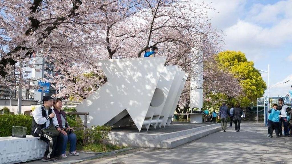 Modernnya Arena Bermain Anak di Jepang