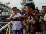 Biaya Perbaikan Venue Jakabaring yang Rusak Diterjang Angin Rp 20 M