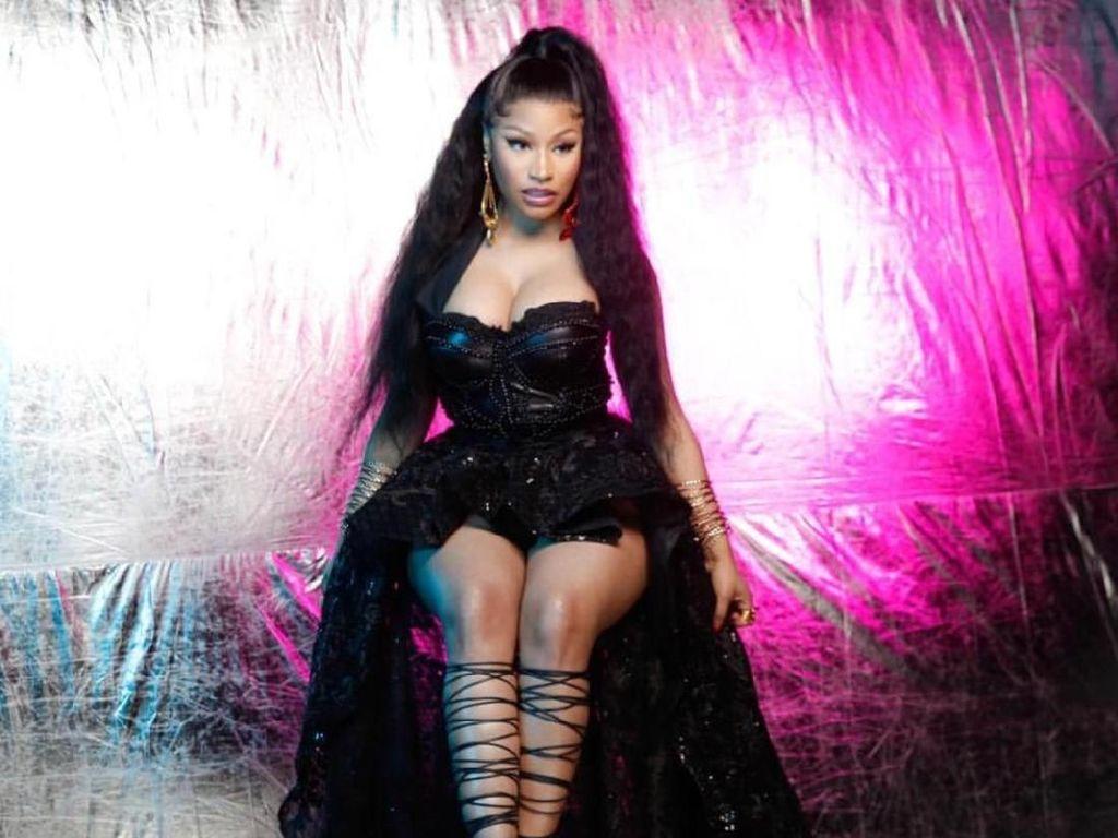 Nicki Minaj Umumkan Pensiun dari Musik