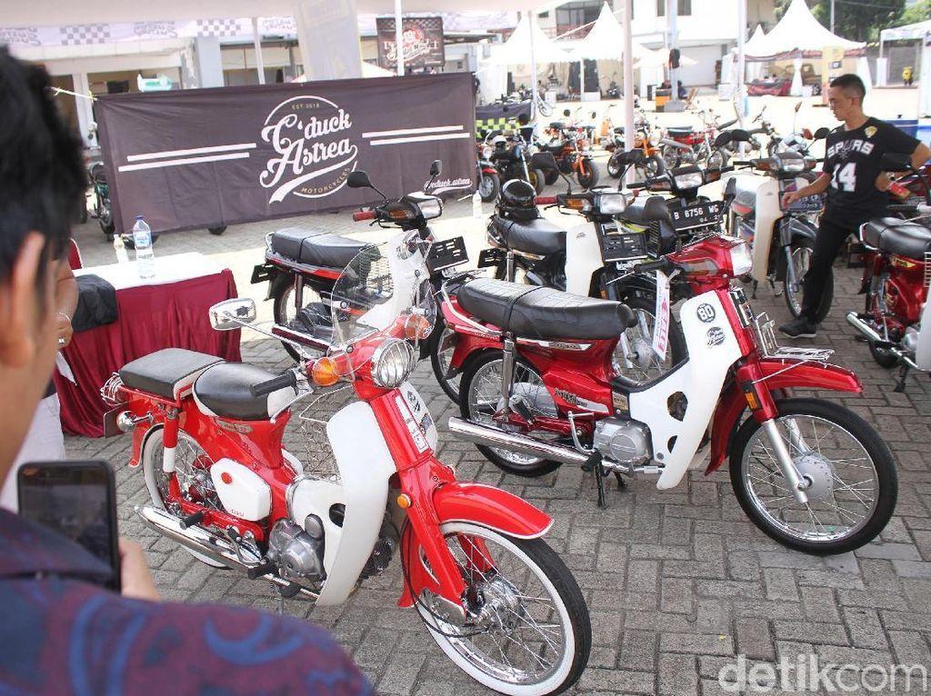 Motor Bebek Jadul Dijual dengan Harga Sayang